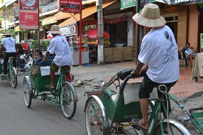 Week-End à PHNOM PENH