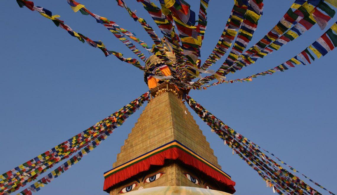 Le Stupa de BODNATH